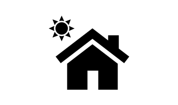 kép: balatoni üdülő ikon