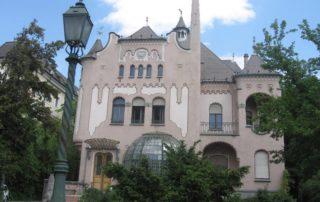 kép: sipeki villa épület kívólről