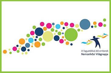 kép:fogyatékkal élők világ napja logo
