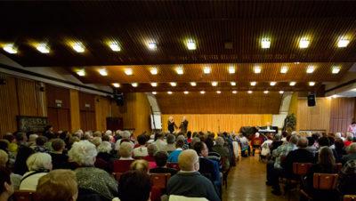 Nőnapi operett telt házas előadás MVGYOSZ székházában