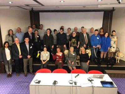 A Konferencia résztvevőiből egy csapatnyi