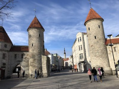 Tallinn óvárosa