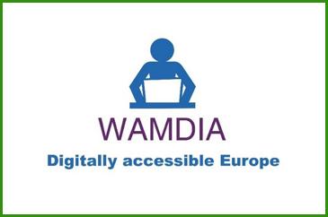 WAMDIA logó