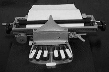 Braille írógép