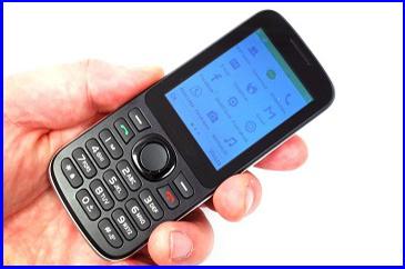 hagyományos mobiltelefon
