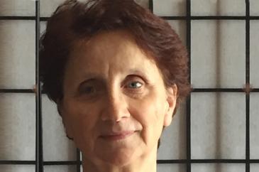 Korek Mária portré fotó