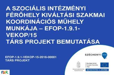 Társ projekt plakát