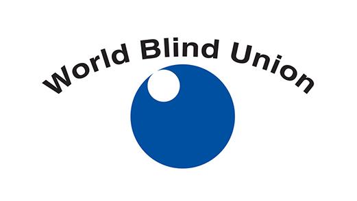 A Vakok Világszövetségének logója