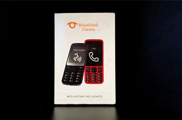 blind shell classic mobiltelefon