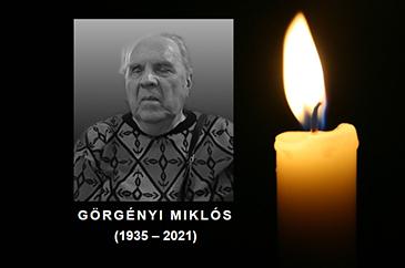 Gorgenyi miklos nekrolog honlap